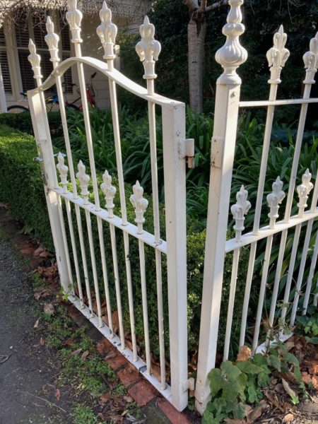gate repair after